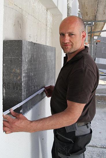 Bauleiter auf unseren Baustellen in München