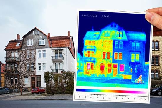 Sanierung München und Energie sparen