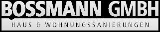 sanieren in München | Bossmann Sanierung GmbH Logo